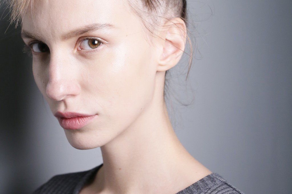 Backstage at Marc by Marc Jacobs RTW Spring 2015