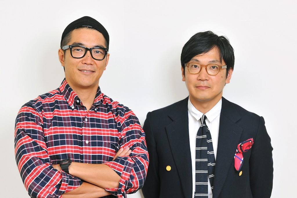 Yuhei Sasaki and Daisuke Nakajo