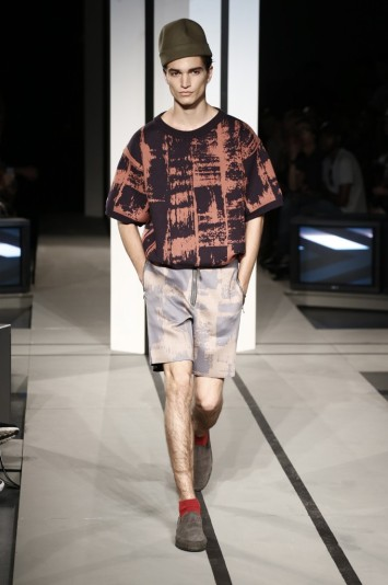 Robert Geller Men's RTW Spring 2015