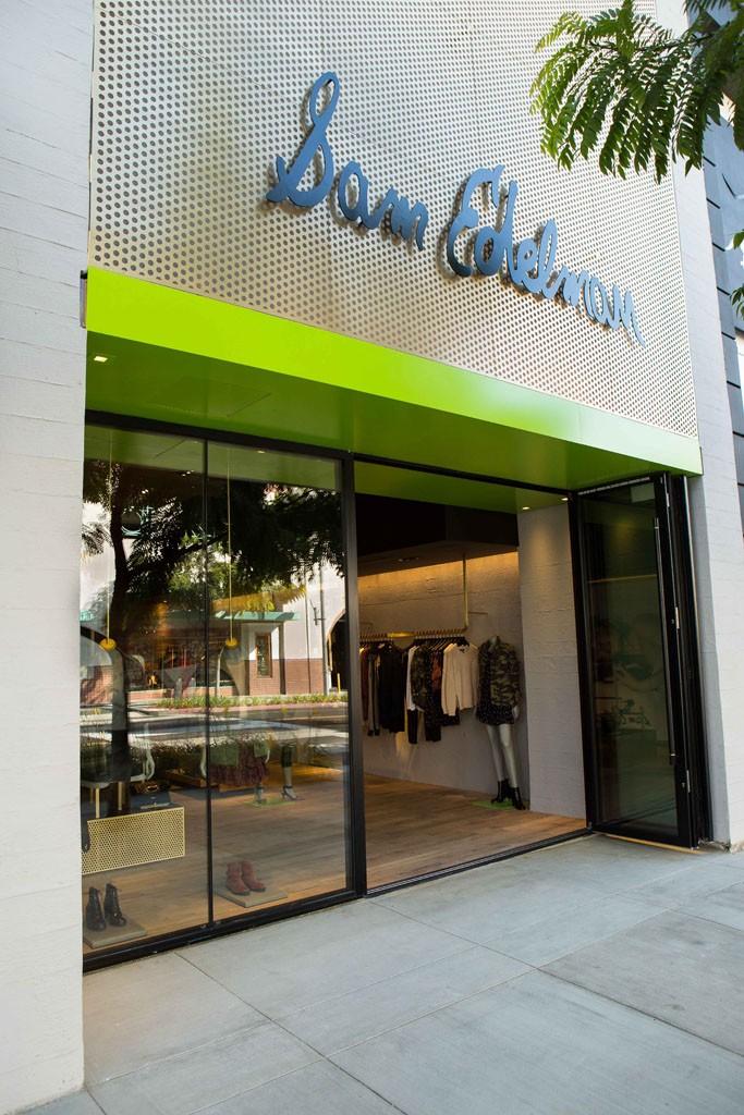Sam Edelman Opens L.A. Store – WWD
