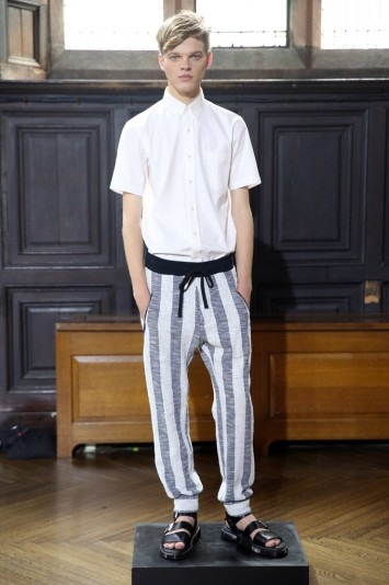 Timo Weiland Men's RTW Spring 2015