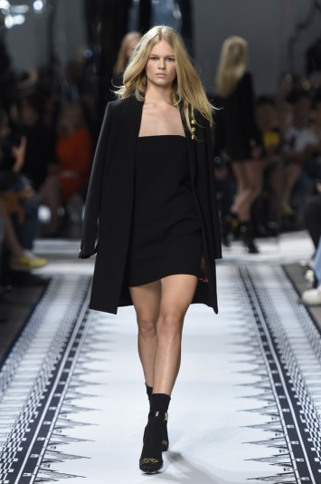 Versus Versace RTW Spring 2015