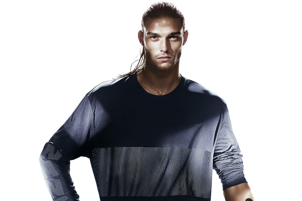 Images from the Alexander Wang for H&M campaign.