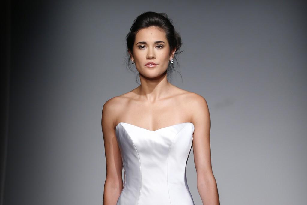Anna Maier Bridal Fall 2015