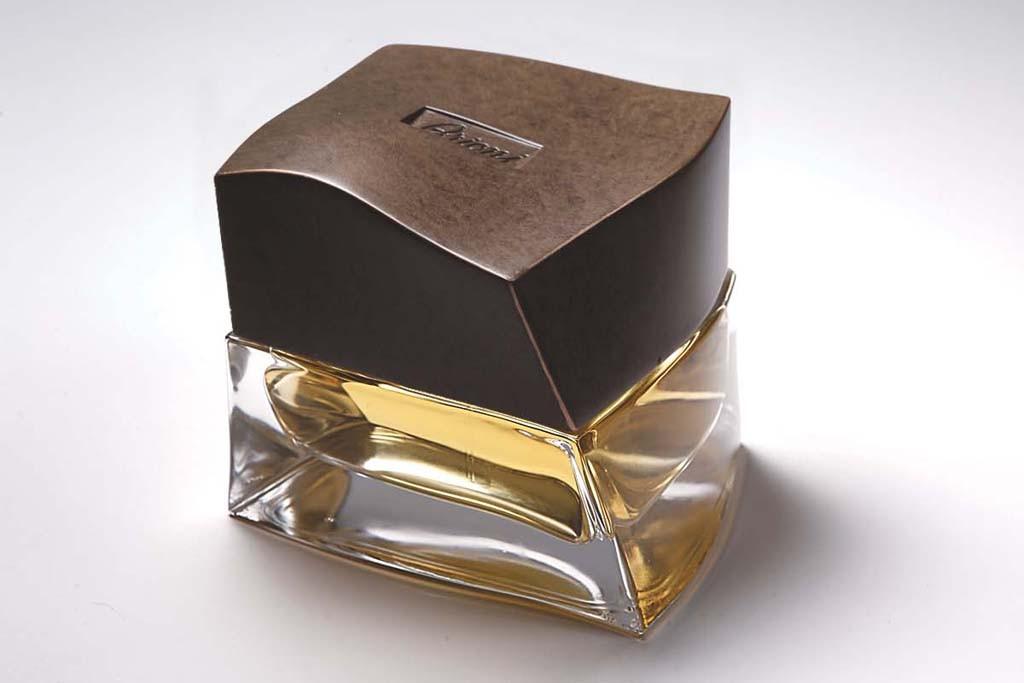 Brioni's new scent.