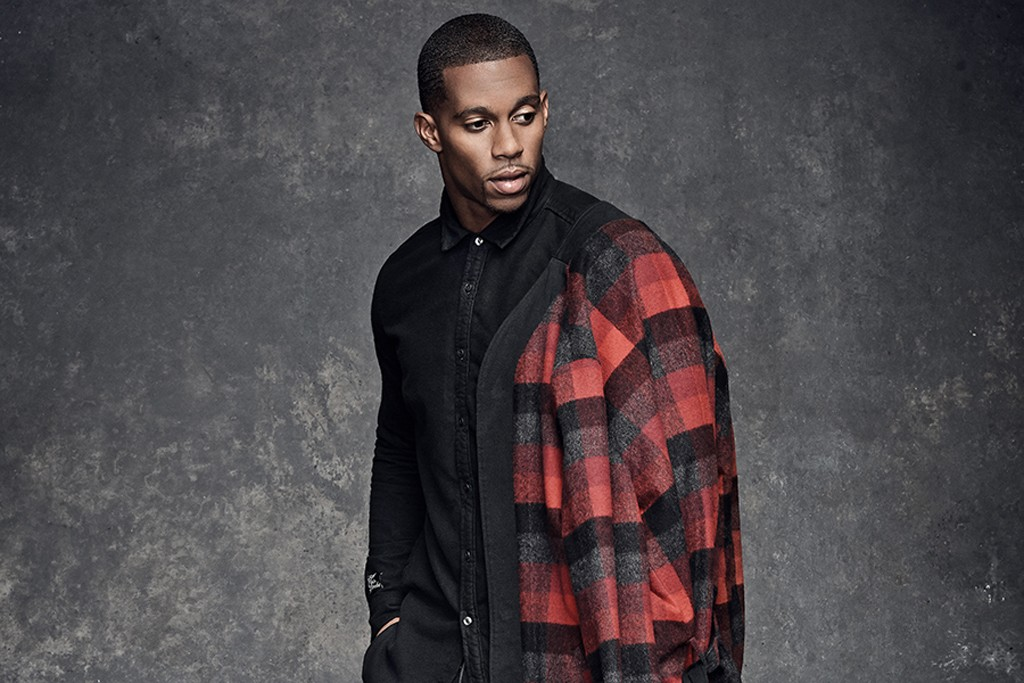 Victor Cruz for Kith's Ones Stroke Genesis Collection.