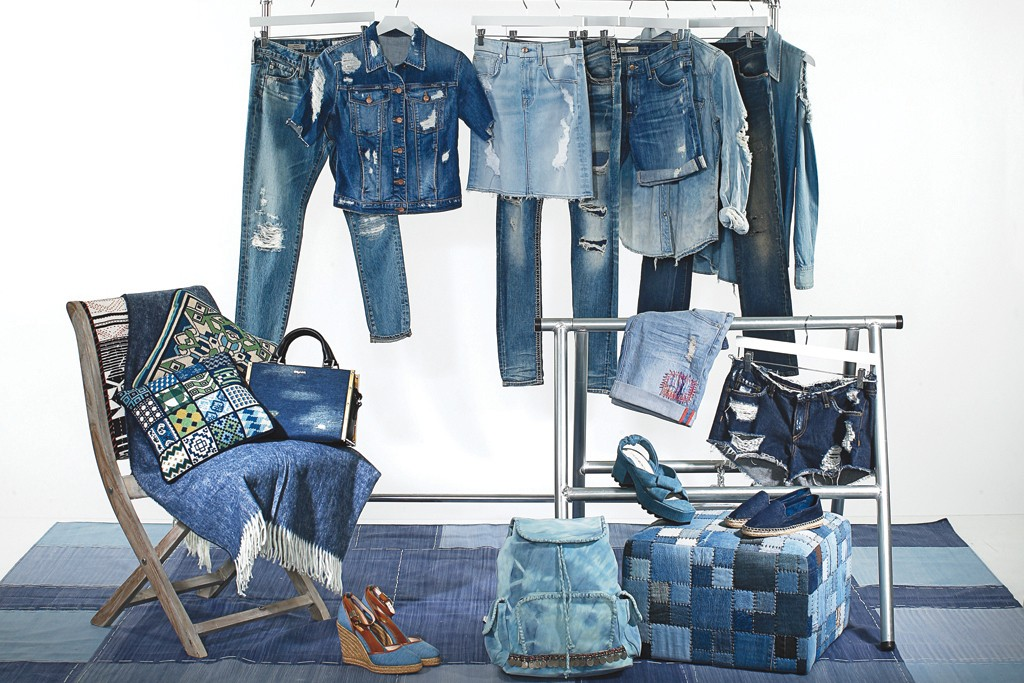 Diesel bag, Louise et Cie shoes. AG Adriano Goldschmied, Genetic, Seven For All Mankind, Silver, Big Star, Ralph Lauren Denim & Supply, Nudie, Strom. Desigual shorts, Rag & Bone shorts, Cole Haan shoes, Simone Camille bag, Cheap Monday shoes.