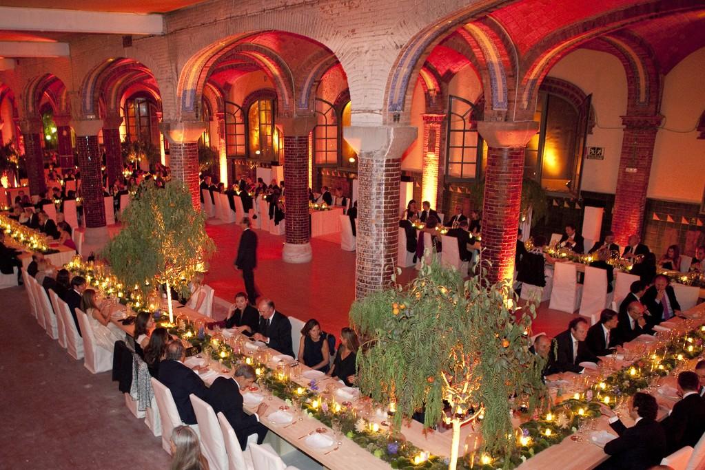 Inside Sant Pau
