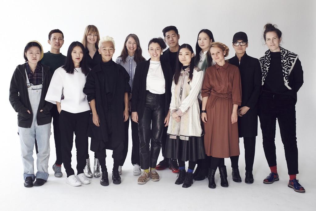 Semi-finalists of the H&M Design Award.