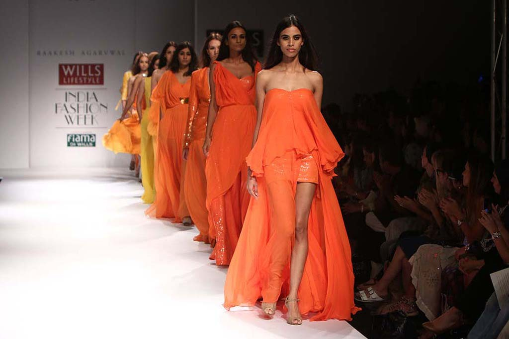 Looks from Raakesh Aggarval.