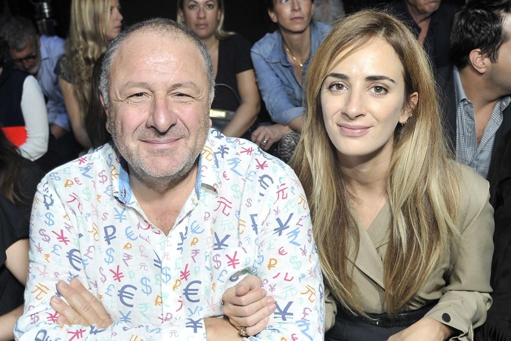 Jean Pigozzi and Alexia Niedzielski