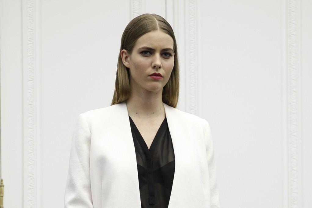 Karl Lagerfeld RTW Spring 2015