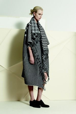 A look from Stella McCartney Fall 2014 collection
