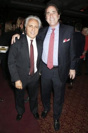 Haim Dabah and Paul Rosengard
