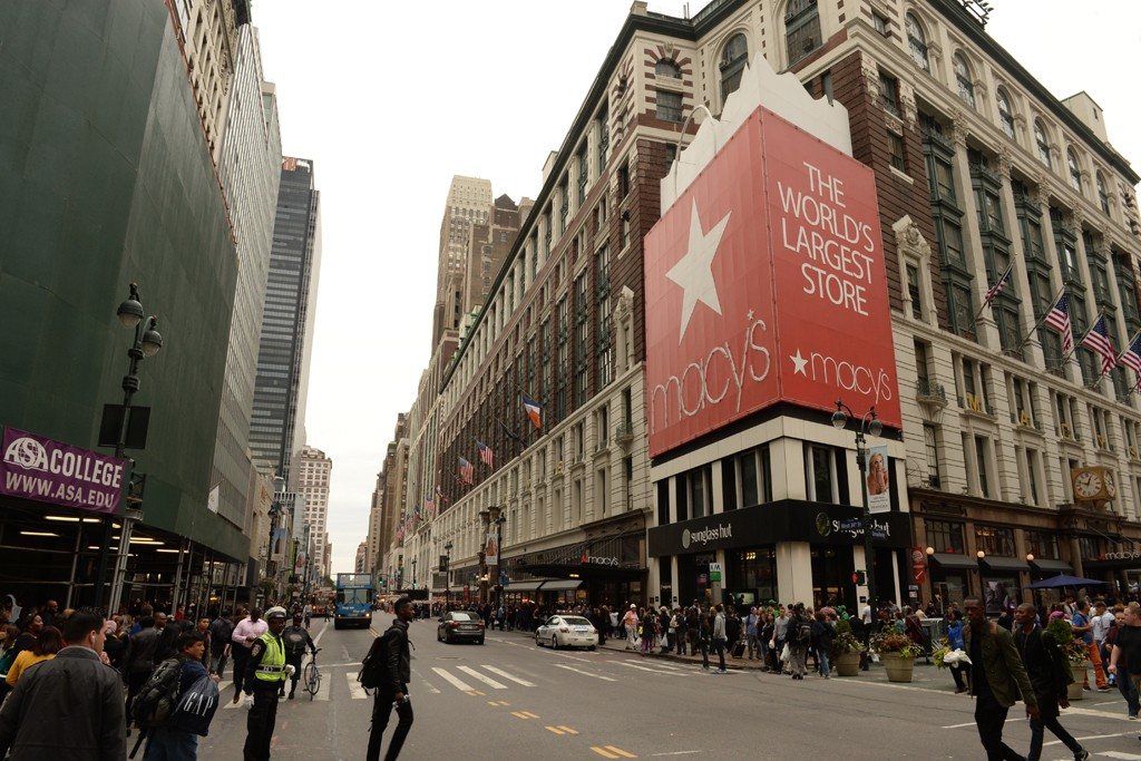 Macy's will open two hours earlier on Thanksgiving than a year ago.