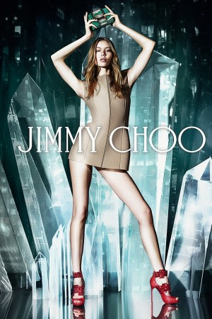 The Jimmy Choo cruise 2015 campaign.
