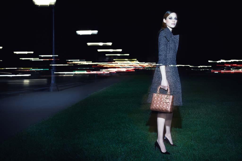 Marion Cotillard for Lady Dior.