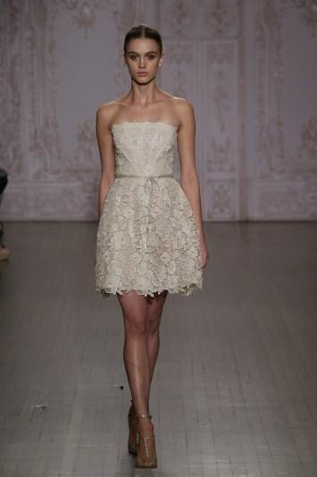 Monique Lhuillier Bridal Fall 2015