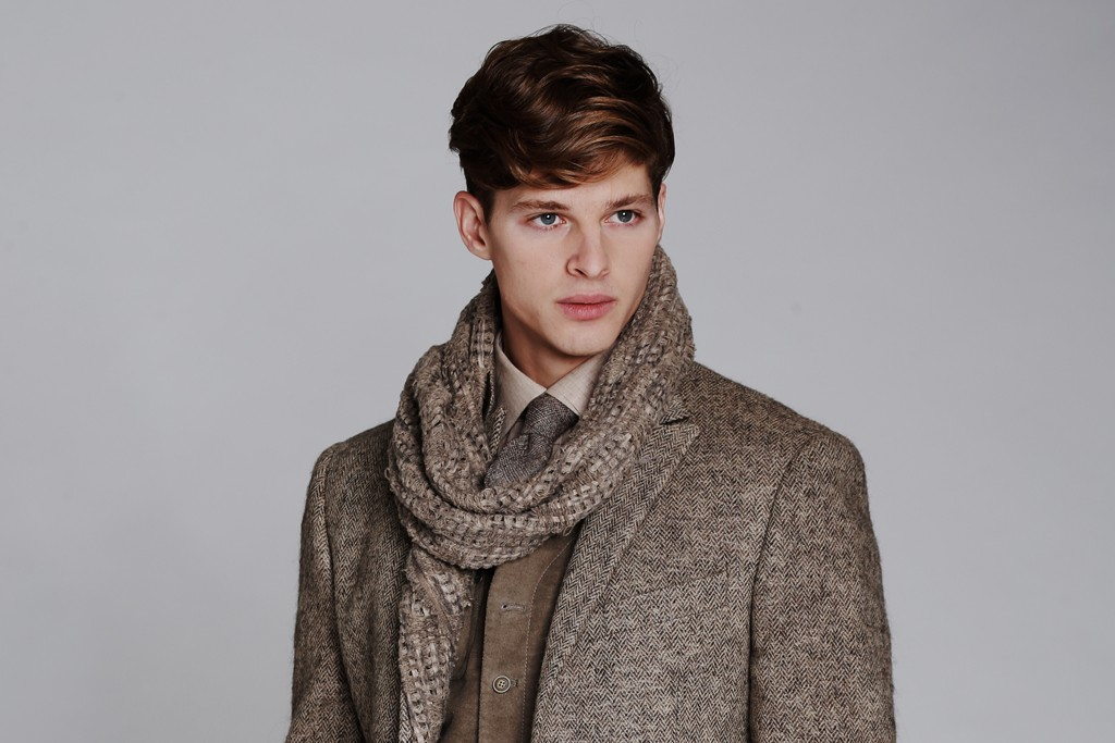 A look from the Joseph Abboud Limited Edition Collection.