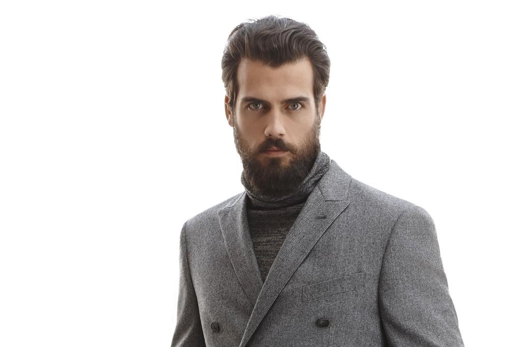 A Joseph Abboud suit.