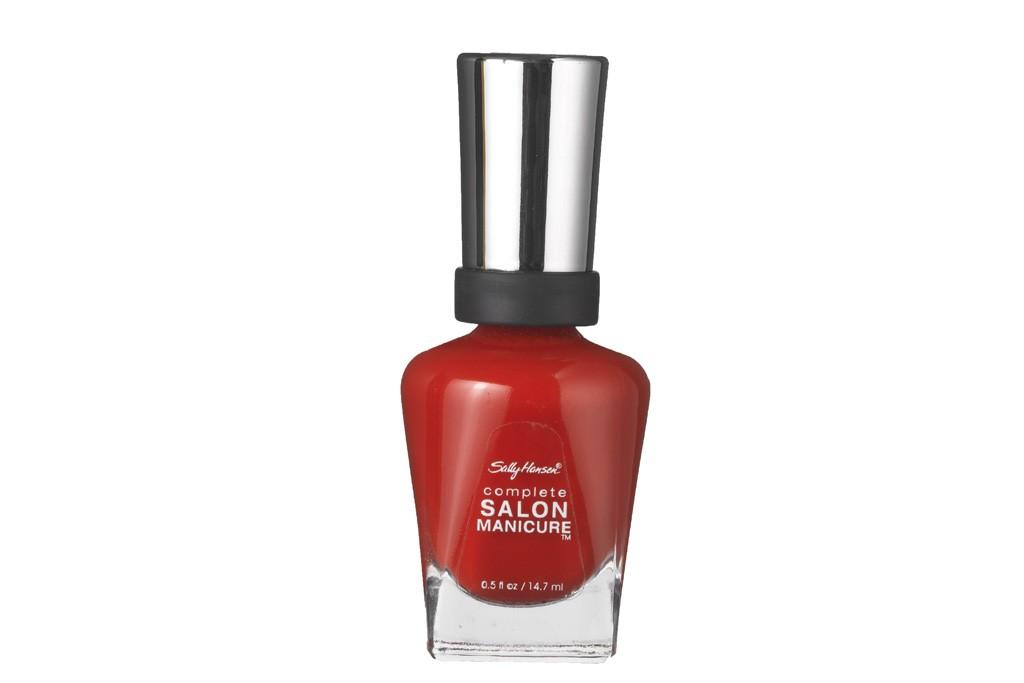 Sally Hanson nail polish.