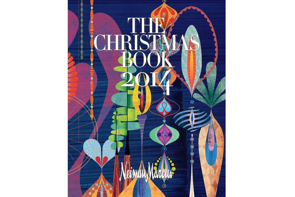 The 2014 Neiman Marcus Christmas Book.