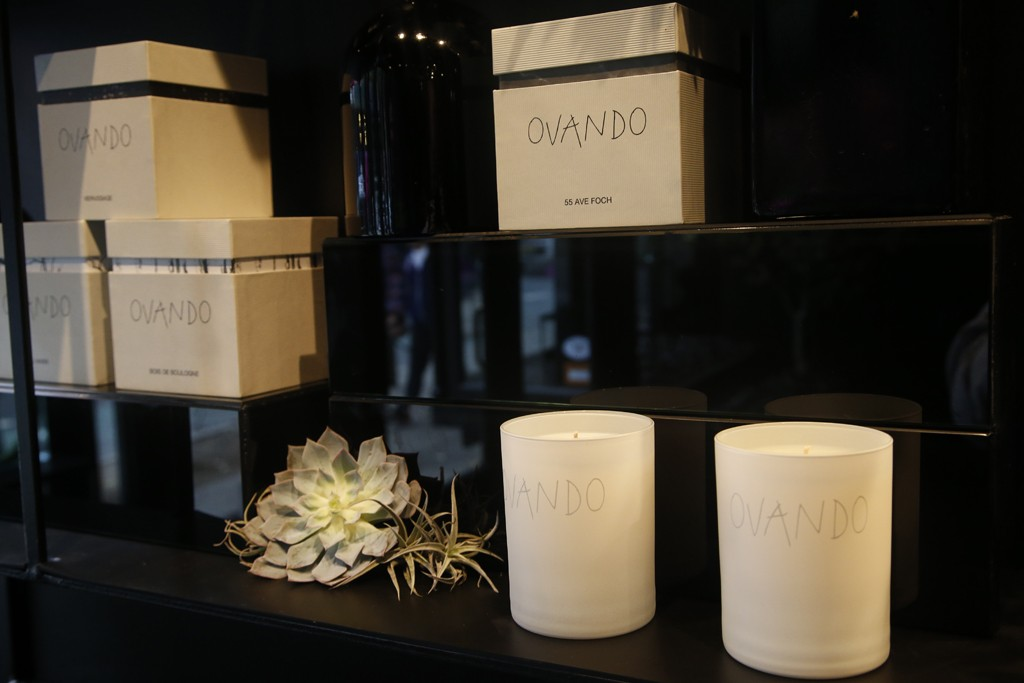 The Ovando store in New York.