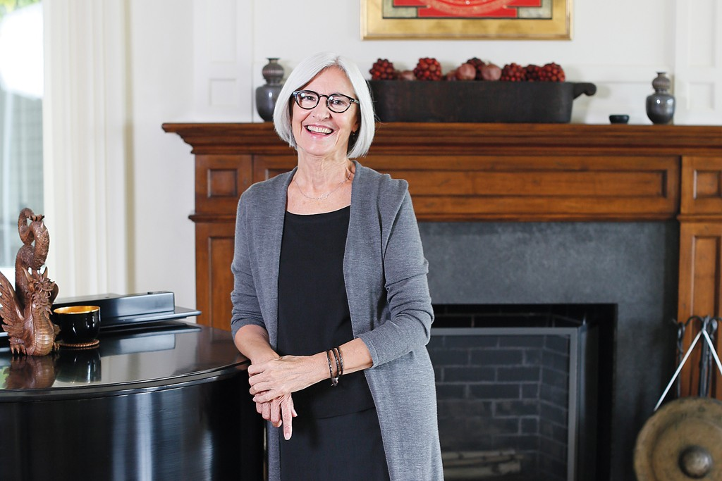 """People are always asking me how big I think [the company] will be. I don't know. It was never about how big it would be or having a real strategy."" —Eileen Fisher"