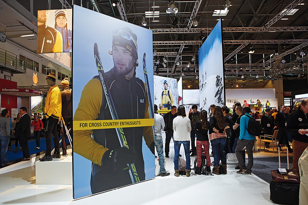The next Ispo trade show is set for Feb. 5 to 8.