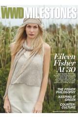 WWD Milestones November 18 2014 Eileen Fisher