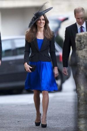 Duchess of Cambridge in Issa.