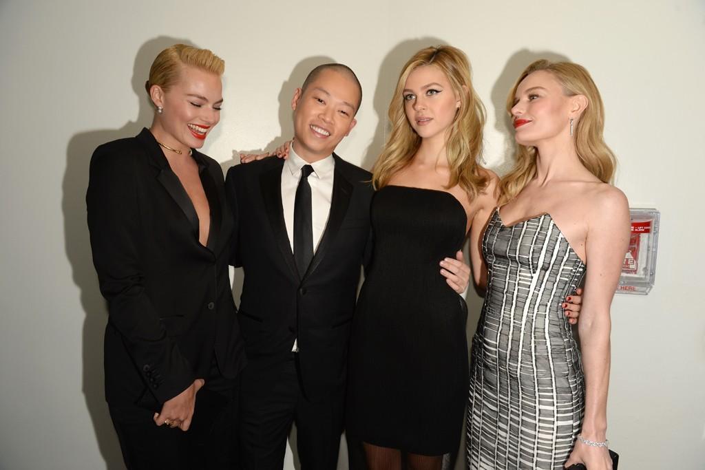 Margot Robbie, Jason Wu, Nicola Peltz and Kate Bosworth.