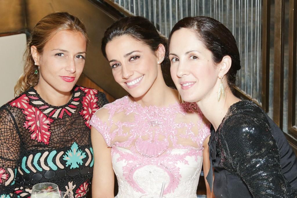 Charlotte Ronson, Shoshanna Lonstein Gruss and Patricia Lansing.