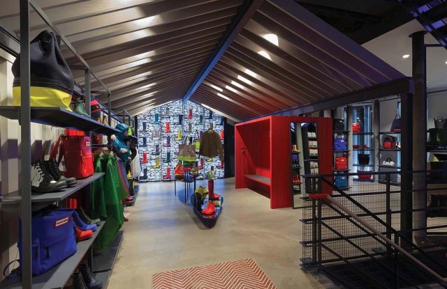 The Hunter store in London