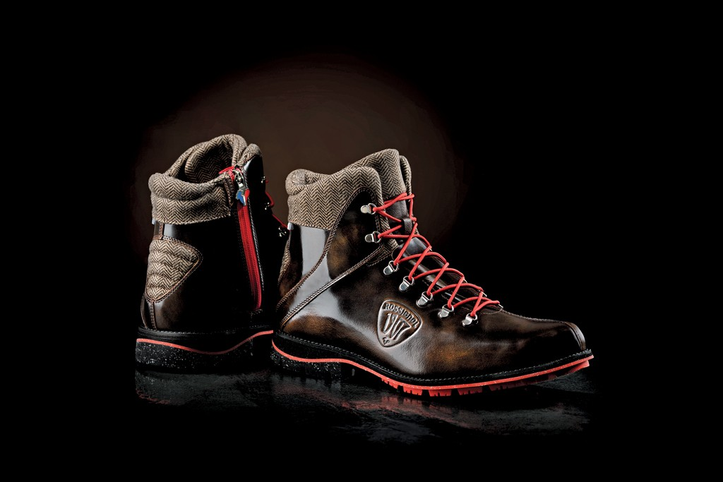 Shoes from Rossignol.