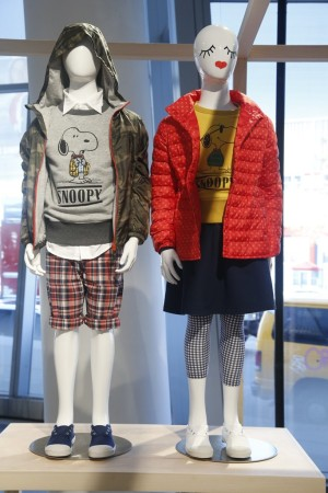 Looks from Uniqlo.