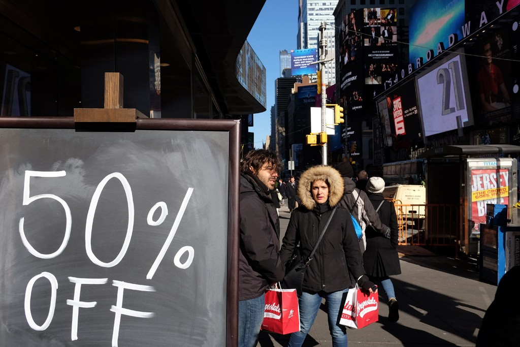 Markdowns have been more commonplace and heavier this year, while fluctuating weather patterns have also weighed on traffic.