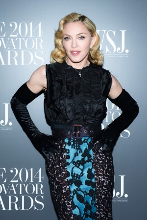 Madonna in 2014