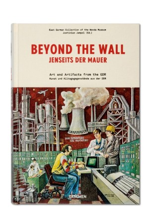 """""""Beyond the Wall: Art and Artifacts from the GDR"""" by Justinian Jampol"""