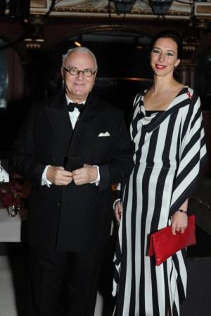 Manolo and Kristina Blahnik