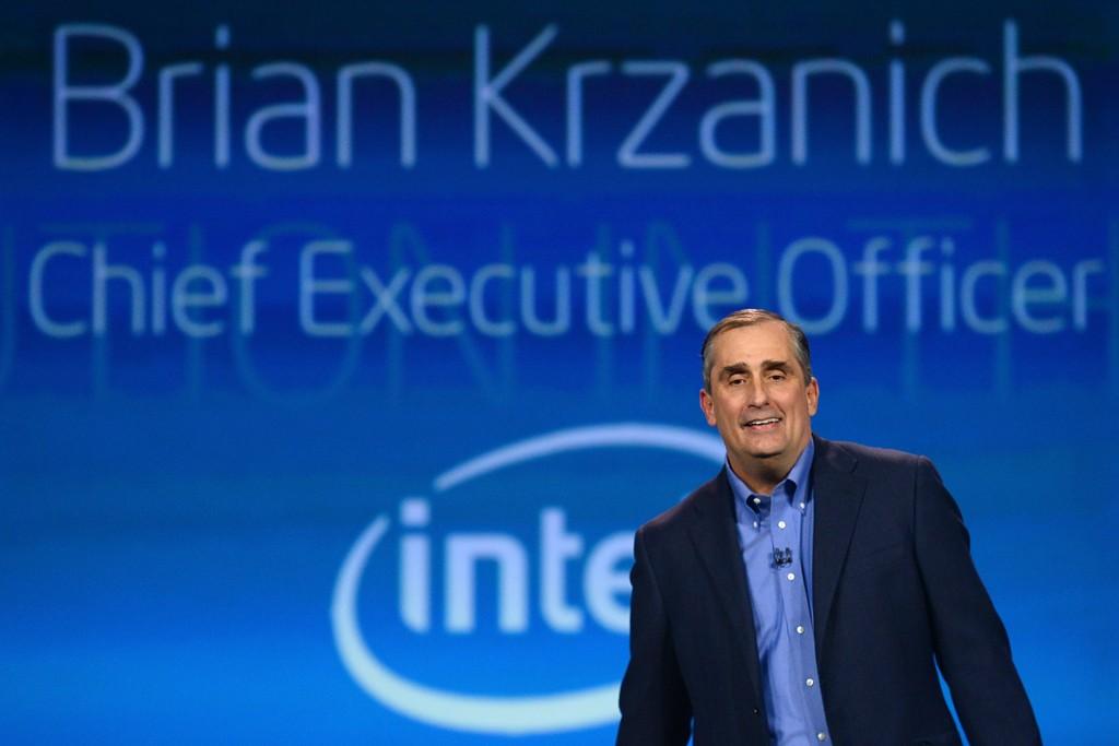 Brian Krzanich