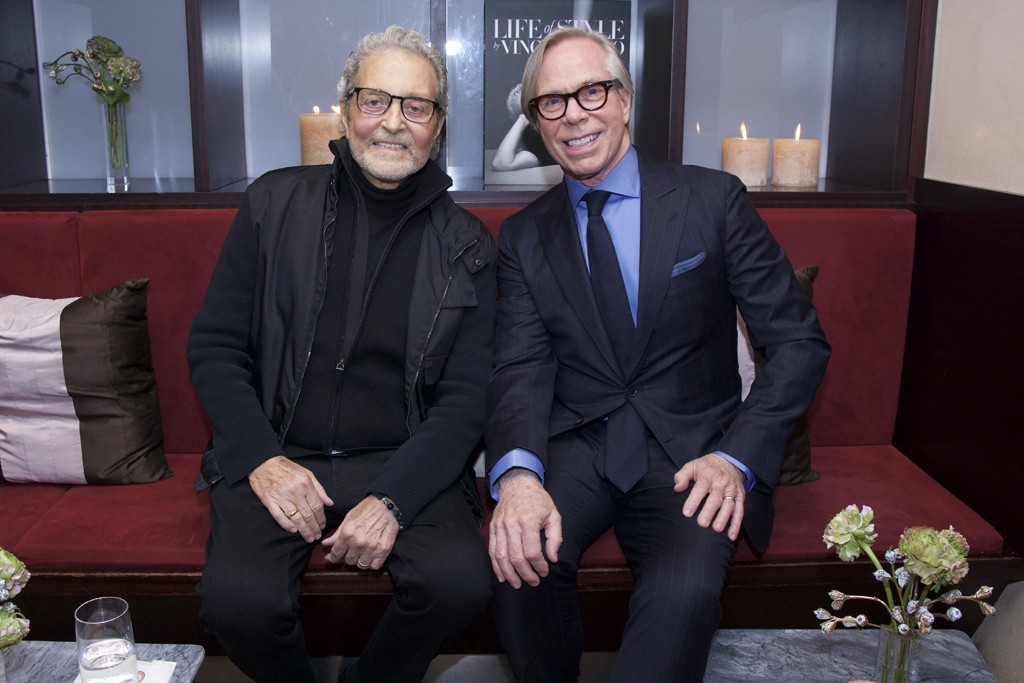 Vince Camuto and Tommy Hilfiger