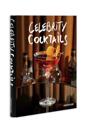 """Celebrity Cocktails"" by Brian Van Flandern, with photographs by Harald Gottschalk"