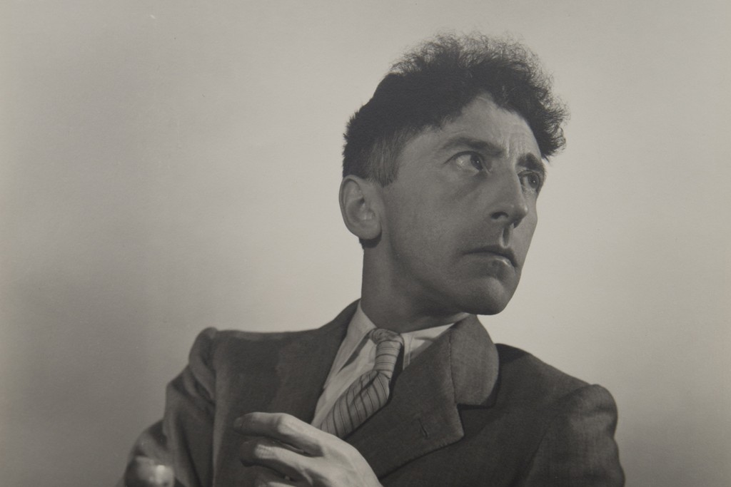 Portrait of Paul Eluard, 1942