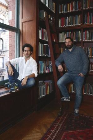 Dan Gardner and Brandon Ralph
