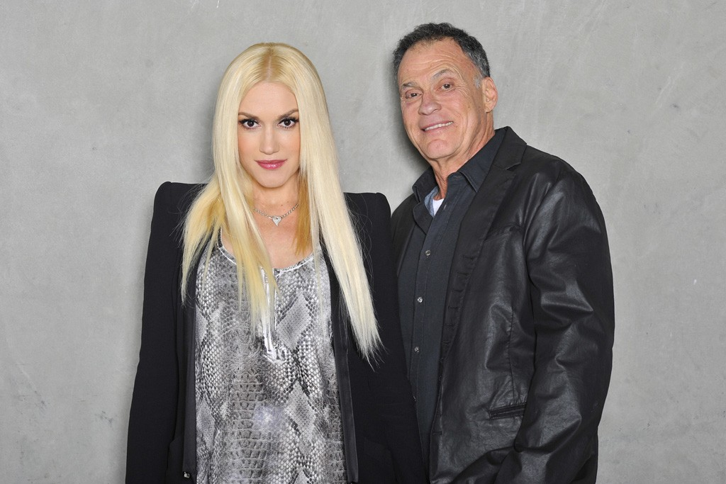 Gwen Stefani and Michael Glasser