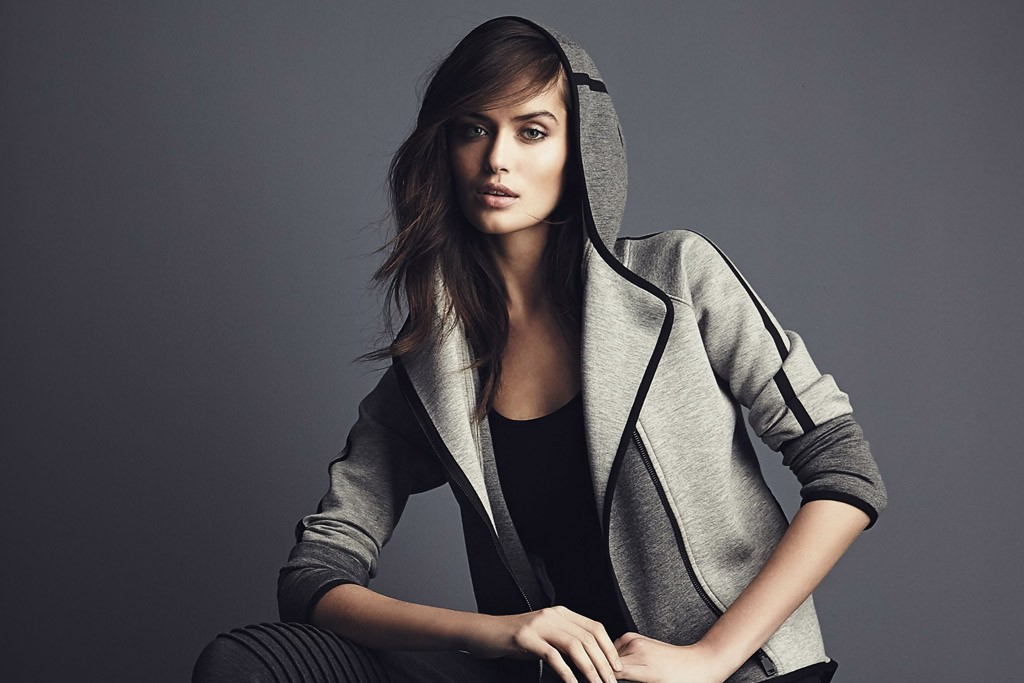 A look from the new Elie Tahari Sport line.