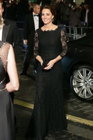 The Duchess of Cambridge in Diane von Furstenberg.