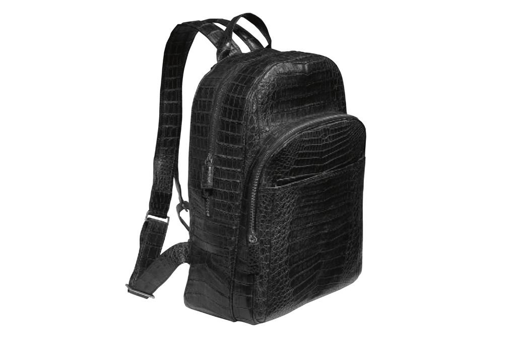 Santiago Gonzalez backpack