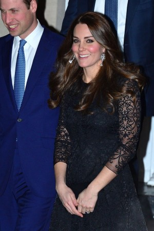 The Duchess of Cambridge in Beulah London.